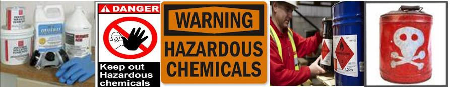teaching your employees about hazardous chemicals